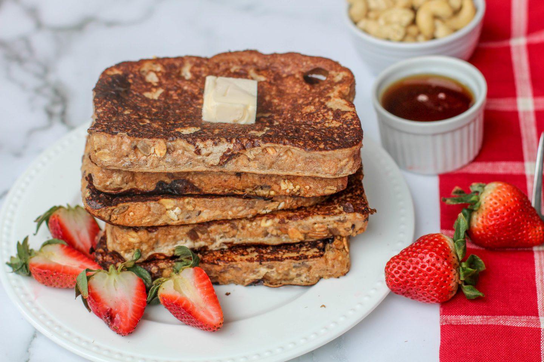 How To Make Vegan French Toast Susan Cooks Vegan